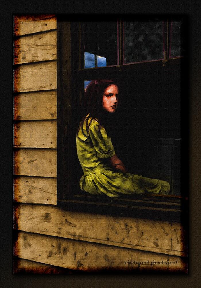 Solitude by Richard  Gerhard