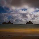 Between two islands by Gosha Davis