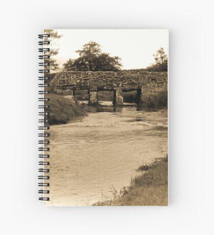 Three Squared Spiral Notebook