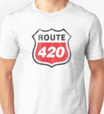 Vintage Route 420 T-Shirt