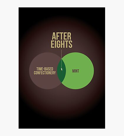 After Eight Photographic Print