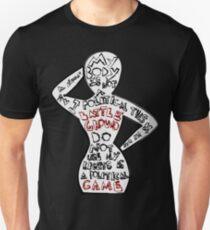 Feminist: My Body is Not a Political Battle Ground Unisex T-Shirt