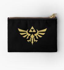 The Legend of Zelda Royal Crest (gold) Studio Pouch