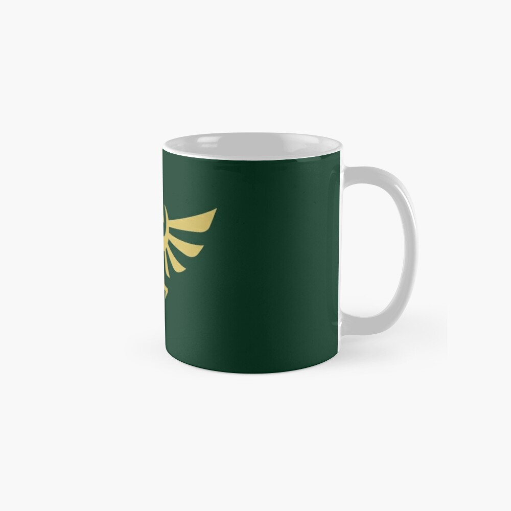 The Legend of Zelda Royal Crest (gold) Mug