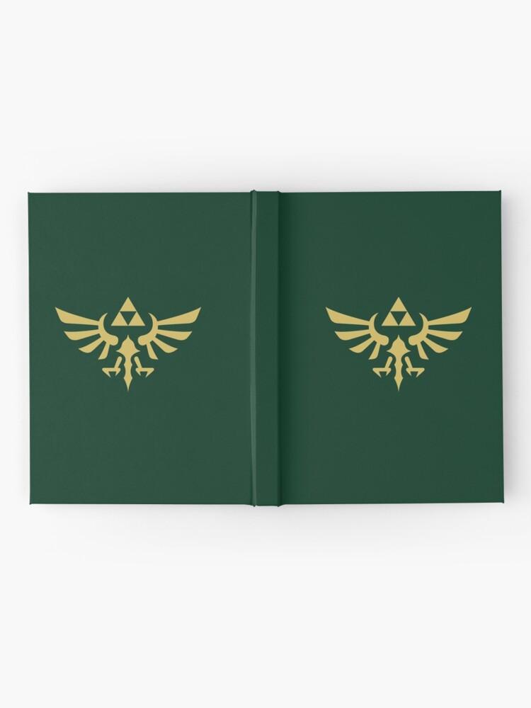 Alternate view of The Legend of Zelda Royal Crest (gold) Hardcover Journal