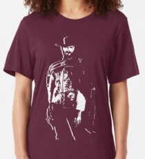 CLINT EASTWOOD Slim Fit T-Shirt