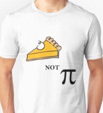 Pie not Pi Unisex T-Shirt
