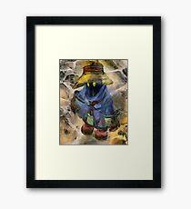 Lost Mage Framed Print