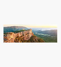Relph Peak, Grampians National Park, Australia Photographic Print