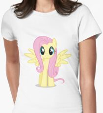 Fluttershy Women's Fitted T-Shirt