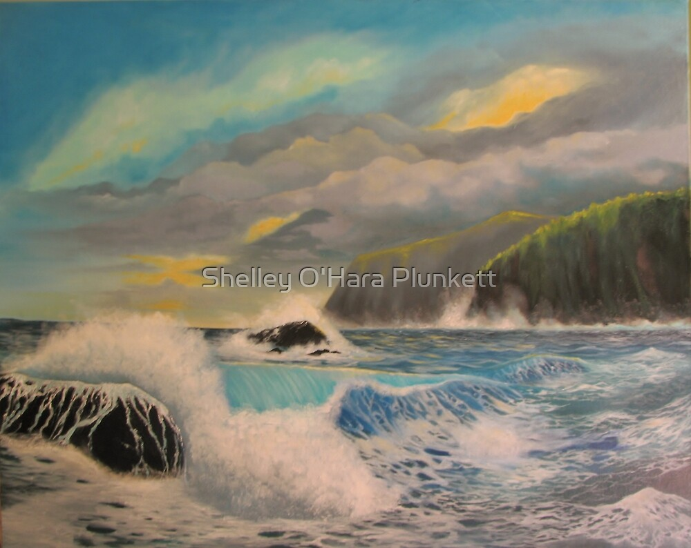 Dreaming of the Coast by Shelley O'Hara Plunkett