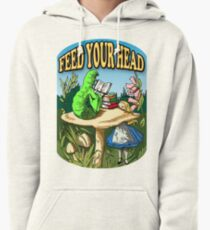 Feed Your Head Pullover Hoodie