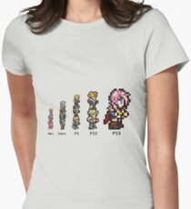 Final Evolution Womens Fitted T-Shirt