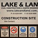 Lake and Land Pty Ltd 2012 Calender by Earthworks
