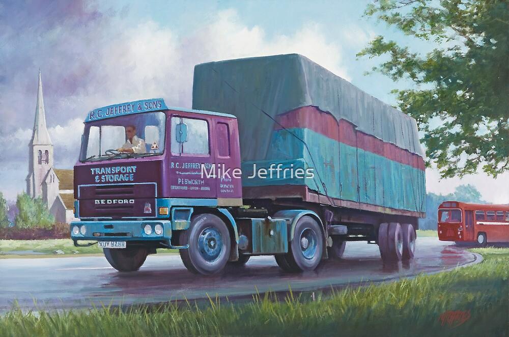Bedford TM by Mike Jeffries