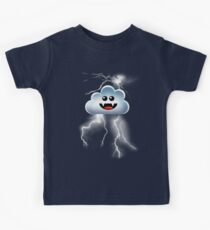 THUNDER CLOUD Kids Tee