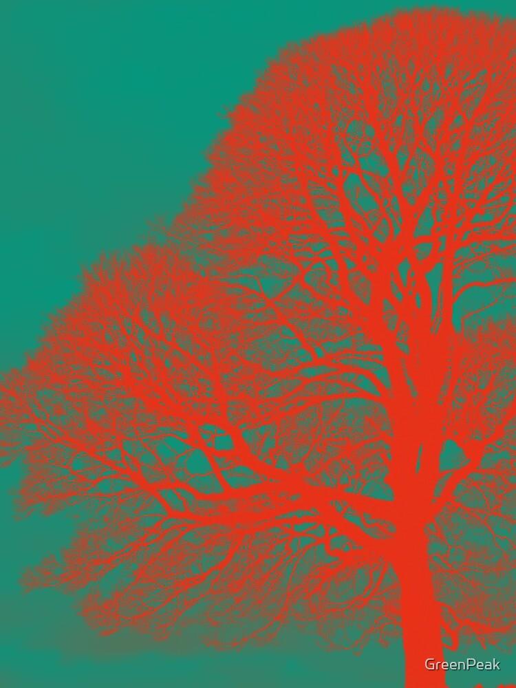 Red Oak  by Paul  Green