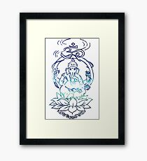 The One With Ganesha Framed Print