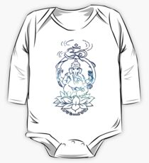 The One With Ganesha One Piece - Long Sleeve