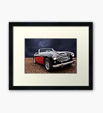 1963 Austin-Healey 3000 MKII Convertible Framed Print