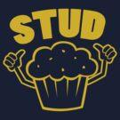Stud Muffin by DetourShirts
