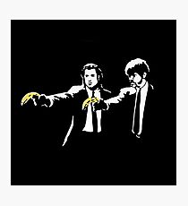PULP FICTION BANANE. Fotodruck