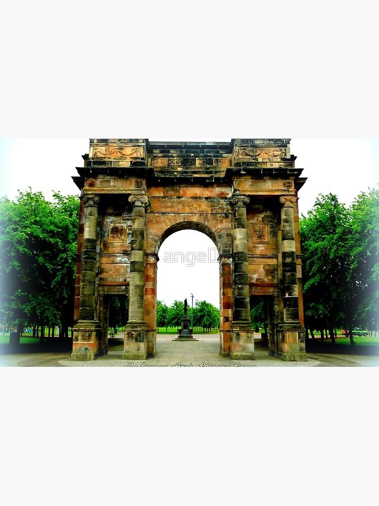 McLennan Arch ~ Glasgow Green von angel1