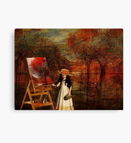 The Greatest Art Canvas Print