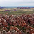 Bungles as seen from the chopper by georgieboy98