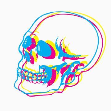 Skull by bettypearl