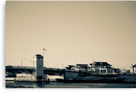 Over the bridge by EkaterinaLa