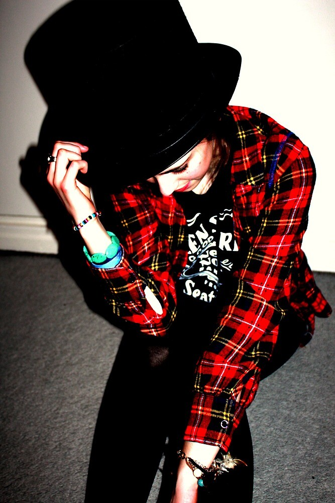 Magic Trick Top Hat by HopefulHarrie