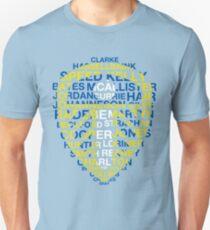 Leeds United Best Players Badge T-Shirt
