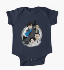 Sherlock Kids Clothes