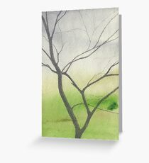 Unrest I Greeting Card