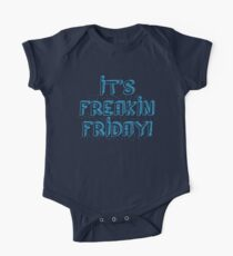 It's FREAKIN FRIDAY Kids Clothes