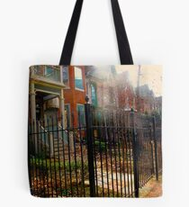 Victoriana on Huntley Street Tote Bag