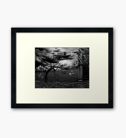 Creation by Michele Framed Print