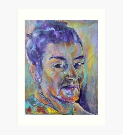 Joy D Art Print