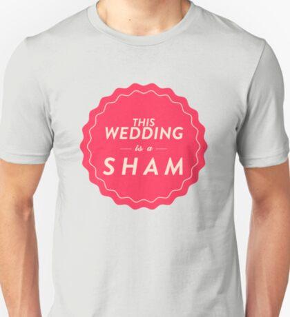 Sham Wedding T-Shirt