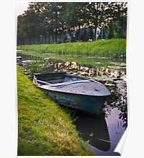 The Family Rowboat Poster