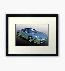 Ferrari 360 Modena Framed Print