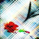 Flower_abstract by Yvon van der Wijk