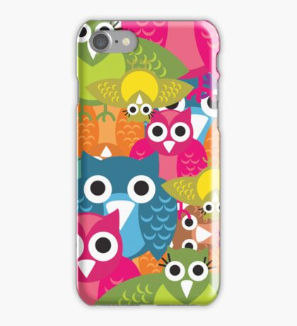 Owlish Iphone Cover iPhone Case/Skin