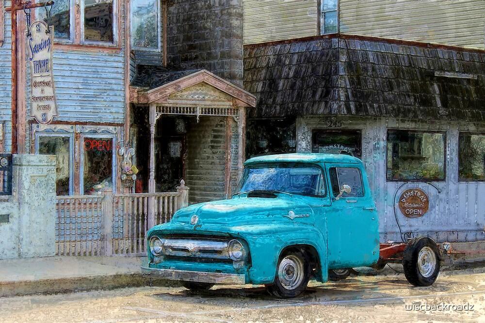 The Blues on Main by wiscbackroadz