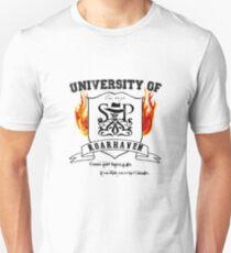 Roarhaven University - Skulduggery Pleasant Unisex T-Shirt