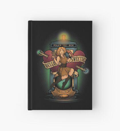 Hello Sweetie Hardcover Journal