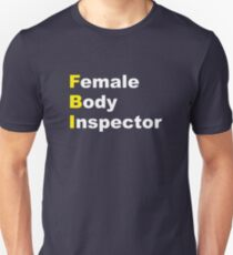 Limitless - Female Body Inspector T-Shirt