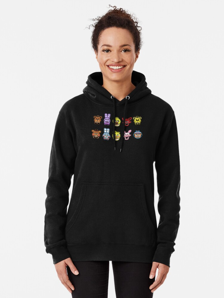 Alternate view of Animatronic MADNESS Pullover Hoodie