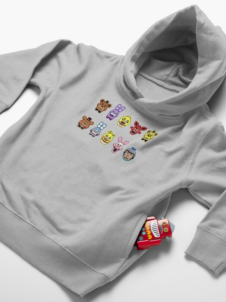 Alternate view of Animatronic MADNESS Toddler Pullover Hoodie